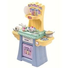 Little Tikes Cupcake Kitchen. Jong geleerd, oud gedaan ;)