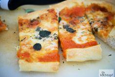 Aus aktuellen Anlass gibt es wieder mal ein Grundrezept. Meinen Pizzateig bereite ich schon seit Jahren so zu. Natürlich habe ich auch schon andere Rezepte ausprobiert, komme aber immer wieder auf dieses Rezept zurück. Mein Pizzateig reicht für: 2 Personen...