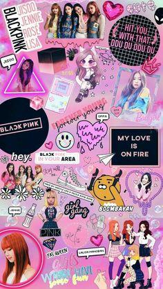 i love blackpink Lisa Blackpink Wallpaper, Trendy Wallpaper, Cute Wallpapers, Iphone Wallpaper, Cartoon Wallpaper, Kpop Fanart, Black Pink Kpop, Blackpink Memes, Blackpink Photos