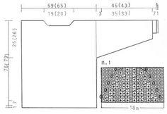 DROPS 42-16 - DROPS Jumper in Paris in pattern - Free pattern by DROPS Design