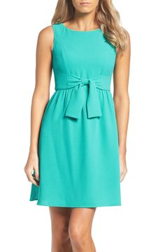 Main Image - Adrianna Papell Cameron Fit & Flare Dress