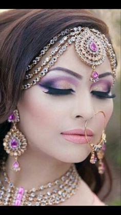 Creative makeup & jewels ♥