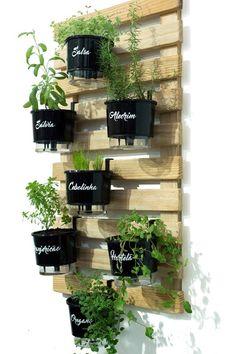 Treliça de madeira Raiz 100cm x 60cm  - Plantei Garden Center