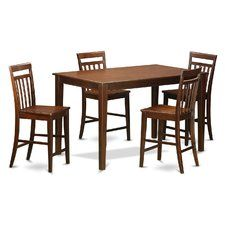 Shoud I have Dudley 5 Piece Counter Height Pub Table Set
