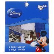 Pack 3 calzoncillos de Mickey Mouse...: http://www.pequenosgigantes.es/pequenosgigantes/857357/pack-3-calzoncillos-surtidos-mickey-talla%3A-6.html