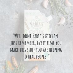 From Gwyneth Paltrow, to Selma Hayek and even Kourtney Kardashian, bone broth is lauded amongst the elite of Hollywood. But nothing makes us prouder than when you guys get in touch to tell us how much you love it Healthy Life, Healthy Living, Leaky Gut Syndrome, Bone Broth, Gwyneth Paltrow, Sadie, To Tell, Things To Think About, Irish