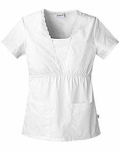 Uniformes Cherokee, Uniformes Cherokee, Blancos Y Bordados - BsF 260,00 Work Uniforms, Medical Scrubs, Nursing Dress, V Neck, Mens Tops, Clothes, Minimalist Bedroom, Dresses, Dentistry