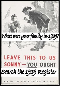 The British 1939 register is a great genealogy resource. Let me help you know all about it so you can find your ancestors. Genealogy Search, Genealogy Sites, Family Genealogy, Free Genealogy, Family Tree Chart, Free Family Tree, Family Trees, History Books, Family History