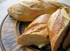 Traditional Artisan Style Baguette - Rustic French Bread Recipe - Food.com