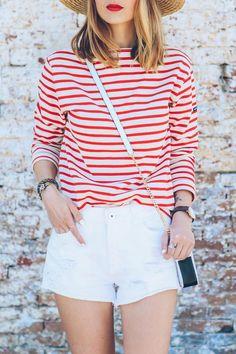 Red & white stripes