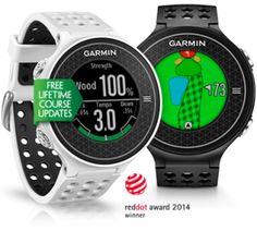Garmin Approach Golf GPS Watch for Conrad Golf Aids, Golf Gps Watch, Golf Holidays, Golf Training Aids, Public Golf Courses, Golf R, Club Face, Girls Golf, Golf Exercises