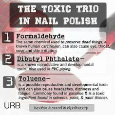 This is why I use Jamberry Lacquer... You should think about making a change too!!