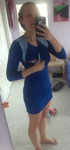 284c302768 Raglan sleeve invisible zipper nursing with modesty panel Diy Nursing  Clothes