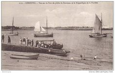 Borneurs au mouillage en Rade de Lorient