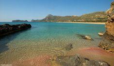tilestwra.com | Φαλάσαρνα: H ελληνική παραλία που με την ομορφιά της κόβει την ανάσα