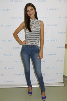Victoria Justice Celebrates Primarks Third US Store Opening In Danbury, CT on June 11, 2016
