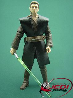 Star Wars Action Figure Anakin Skywalker (2010 Set #3), Star Wars The Legacy Collection