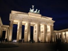 Brandenburger Tor / Berlijn