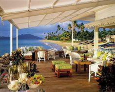 nevis four seasons  mango   The Four Seasons Nevis is an award winning hotel set on the quaint ...