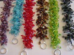loopy spike bracelet