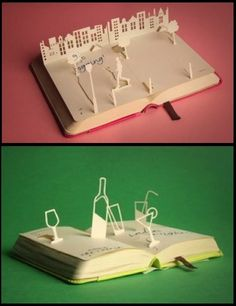 agendas with a difference
