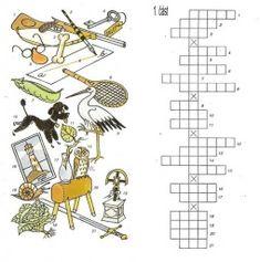 hudební křížovky a hádanky - ROZUMBRADA Crossword, Activities For Kids, Puzzle, Crossword Puzzles, Puzzles, Children Activities, Kid Activities, Petite Section, Kid Crafts