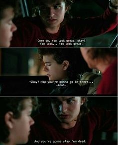 You are watching the movie Stranger Things on Putlocker HD. A love letter to the classics that captivated a generation, Stranger Things is set in 1983 Indiana, where a young boy vanishes into thin air. As friends, Stranger Things Quote, Stranger Things Have Happened, Stranger Things Steve, Stranger Things Aesthetic, Stranger Things Season, Stranger Things Netflix, Stranger Danger, Joe Keery, Steve Harrington