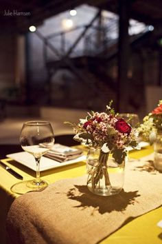 BRAND NEW - Melrose Market Studios. 200 seated guests and can use your own caterer! I can't wait to check this one out.