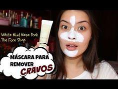MÁSCARA PARA REMOVER CRAVOS | WHITE MUD NOSE PACK - YouTube