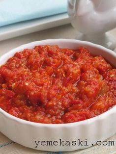 Eggplant and Red Pepper Breakfast Sauce recipes backen backen rezepte bread bread bread Watermelon Diet, Watermelon Recipes, Turkish Breakfast, Red Pepper Sauce, Steamed Tofu, Poached Apples, Breakfast Items, Fresh Fruits And Vegetables, Food Blogs