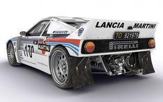 1982 Lancia 037