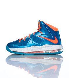 nike sortie endroits en Floride - NIKE Penny Hardaway Phoenix Suns colorway High top men's sneaker ...
