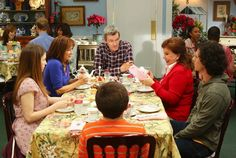 Can Mike pull off the perfect Mother's Day tea for Frankie? Catch an encore of #TheMiddle tonight at 8 7c on ABC!