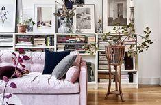decordemon: The Gorgeous Home of Interior Designer Amelia Widell