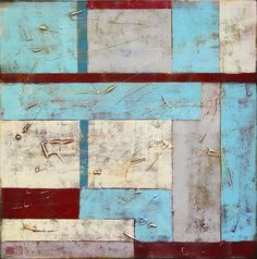 Kunst Leinwand Malerei abstrakte moderne abstrakte von RonaldHunter