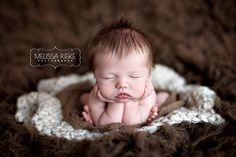 Oatmeal Beige Baby Blanket
