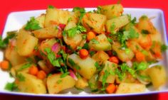 That's a yummy looking aloo chaat–spicy and delicious.!  So you can enjoy your day at cafe dlite !  Contact No: 02226865087 / 9323877002