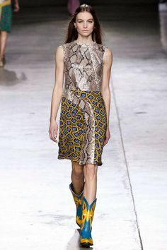 Fashion East   Fall 2014 Ready-to-Wear Collection   Style.com