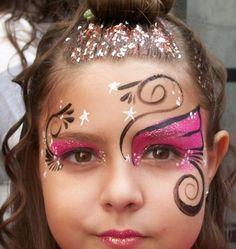 diseño maquillaje infantil - Buscar con Google
