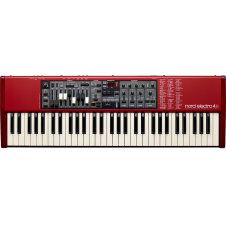 Nord Electro 4D SW61 61-Key Semi-Weighted Waterfall Keyboard