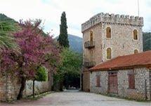 Die historischen Gebäude Griechenlands –Die Stadt Patras
