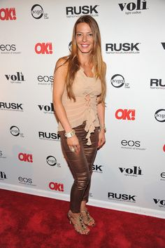 Drita D'Avanzo Photo - OK! Magazine Sexy Singles Party In New York City Mob Wives, Red Carpet Looks, New York City, Leather Pants, Sexy Women, Party, Inspirational, Magazine, Photos