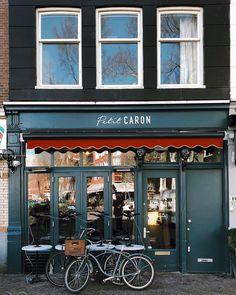 Petit Caron Restaurant Amsterdam