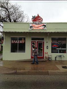 Sugar Mama's Bakeshop in Austin, TX