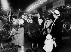 1931 Detroit Auto Show.