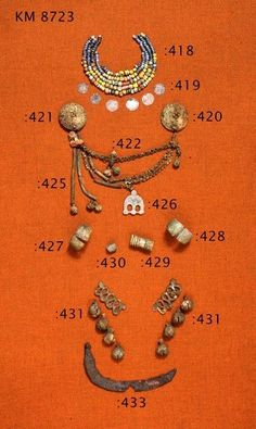 Köyliö grave XXXIX ca 800-1050
