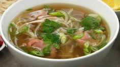 a big bowl of PHO will hit the spot :-)