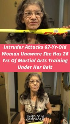 But when one man attacked 67-year-old Lorenza Marrujo, assuming that she, too, wouldn't be able to fight back, he was about to be given a taste of his own medicine…
