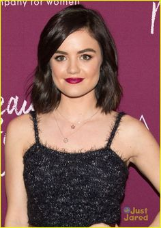 Lucy Hale Wants You To Embrace All Your Quirks | lucy hale embrace quirks beauty chat mark girl nyc 01 - Photo