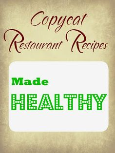 California Pizza Kitchen – Customize Healthy Ingredients At Home | Copycat Restaurant Recipes